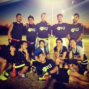 Team Cru @ Big D Semi and Finals Game.