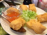 Fried Shrimp Dumpling