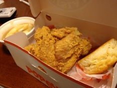 Popeyes Tuesday Special