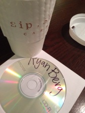 I got his CD!!