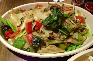1. Phat Ke Mao aka Drunken Noodles