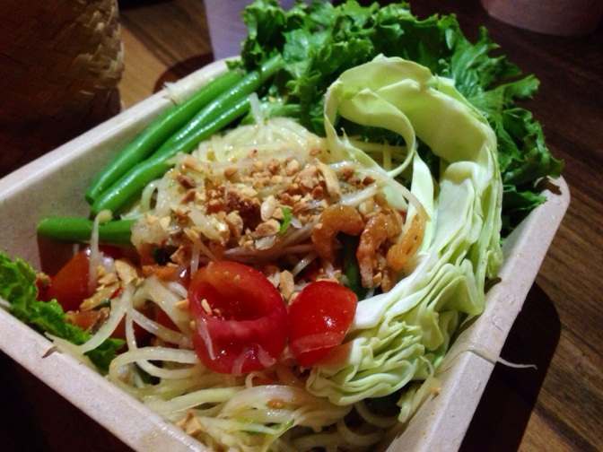 Review: Crushcraft Thai in Uptown