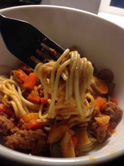 My favorite spaghetti!