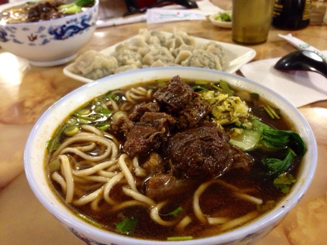 My Top 3 Picks: Taiwanese Beef Noodle Soup