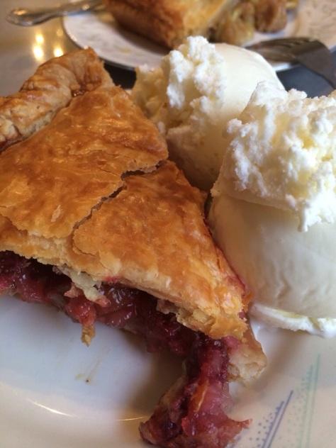 Strawberry Fields Pie