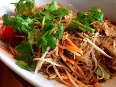 Malai Kitchen's Pad Woon Sen