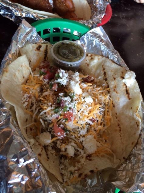 Wild Hog Taco