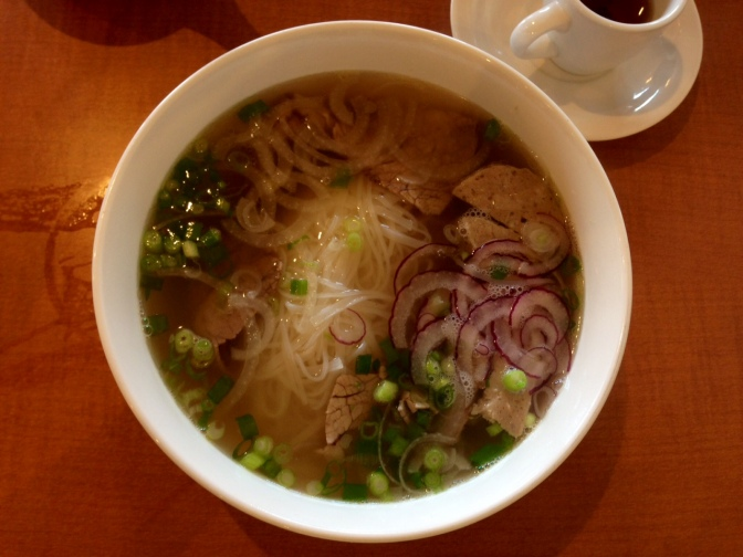 New Pho Restaurant in Saigon Mall Touts Homemade Noodles