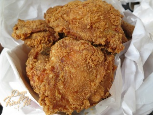 Rudy's Fried Chicken. Photo creed: Tim Lam