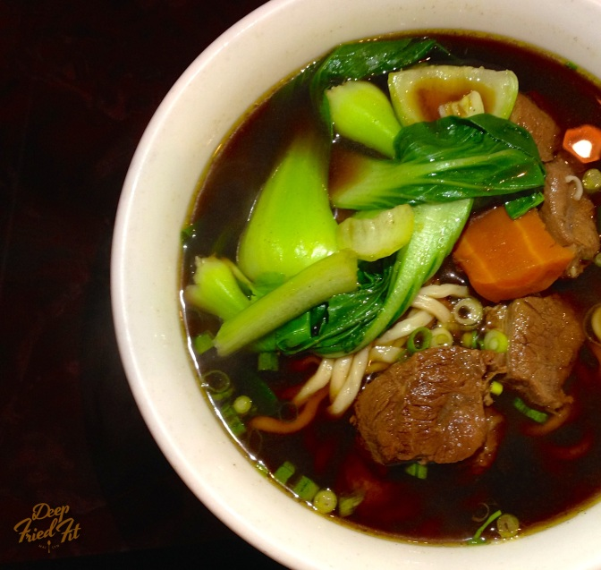 Beef Noodle Soup for the Soul