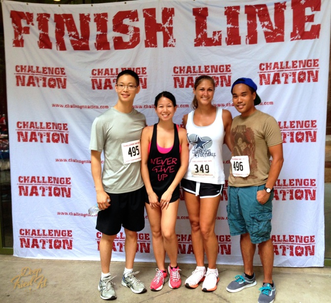 Fitness Race Review: Challenge Nation Urban Scavenger Race
